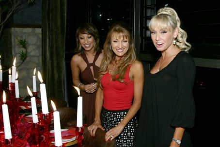 Kym Johnson - 'Dancing With The Stars' Celebration Party At Charcoal Restaurant