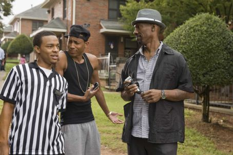 Benny (L-r) BOW WOW as Kevin Carson, BRANDON T. JACKSON as  and CHARLIE MURPHY as Semaj in Alcon Entertainment's comedy 'LOTTERY TICKET,' a Warner Bros. Pictures release. Photo by David Lee