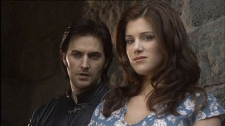 Sir Guy of Gisborne and Lady Marion of Knighton