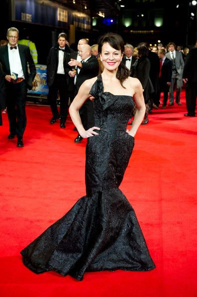 Helen McCrory - Prince Charles and Others at the 'Hugo' Premiere