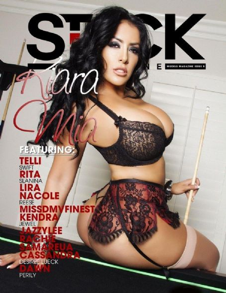 Kiara Mia  Stack Models Magazine Issue 5