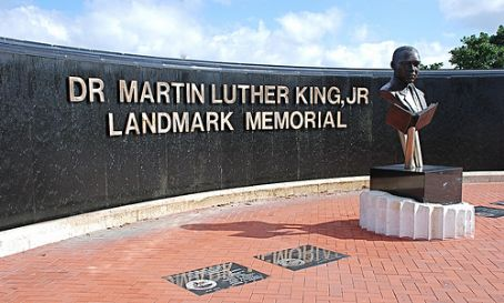 Martin Luther King Martin King
