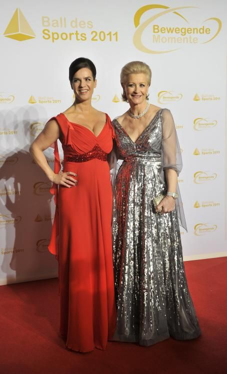 Katarina Witt - 'Ball des Sports 2011' Event in Wiesbaden, 02.05.2011