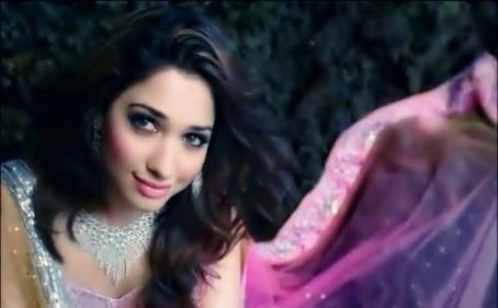 Tamannaah Bhatia Actress Tamanna Bhatia Photoshoot for Jewellery Ad