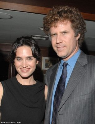 Will Ferrell  with Jennifer Connelly at GQ awards