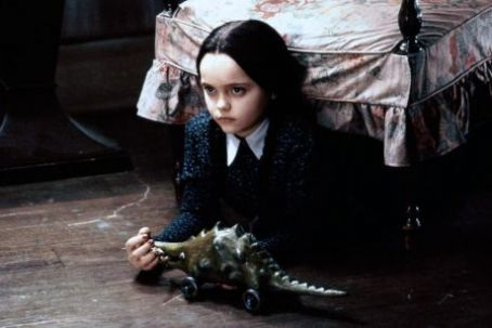 Wednesday Addams Christina Ricci  in The Addams Family (1991)