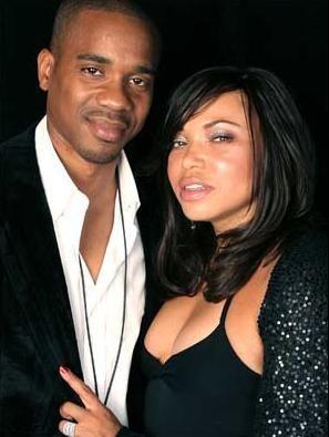 Tisha Campbell-Martin Duane Martin and Tisha Campbell