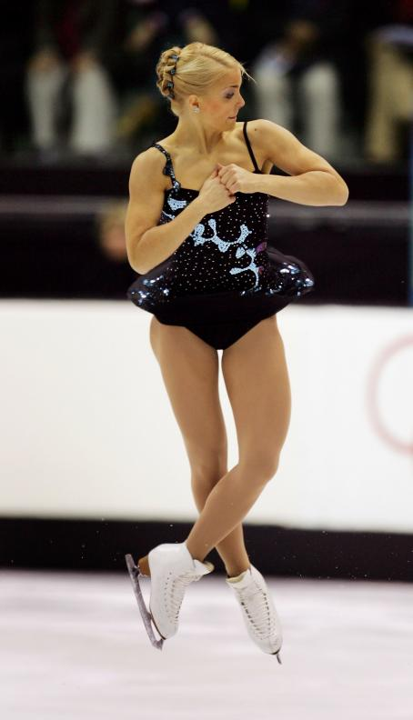 Kiira Korpi  - 2006 Torino Winter Olympic Games
