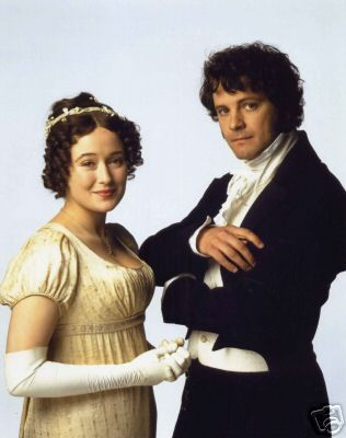 Jennifer Ehle Colin Firth and