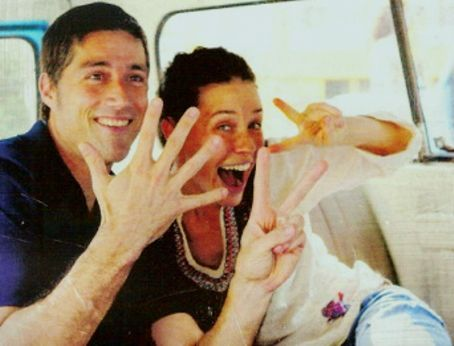 Evangeline Lilly and Matthew Fox - Matthew Fox