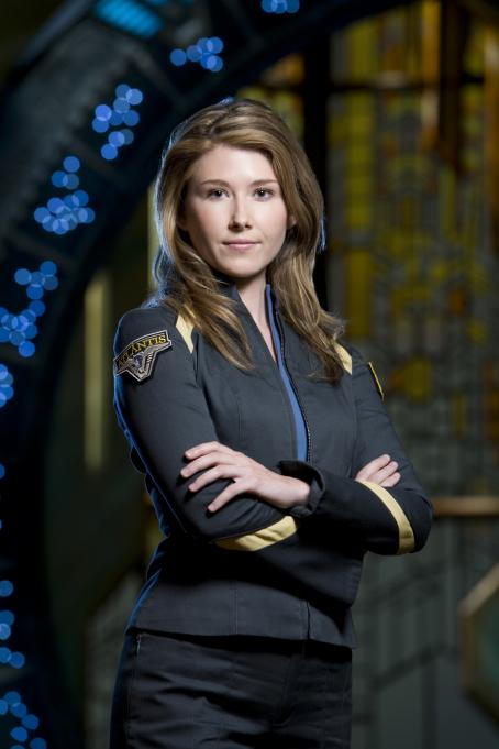 Jewel Staite - SGA Season 4 Promos