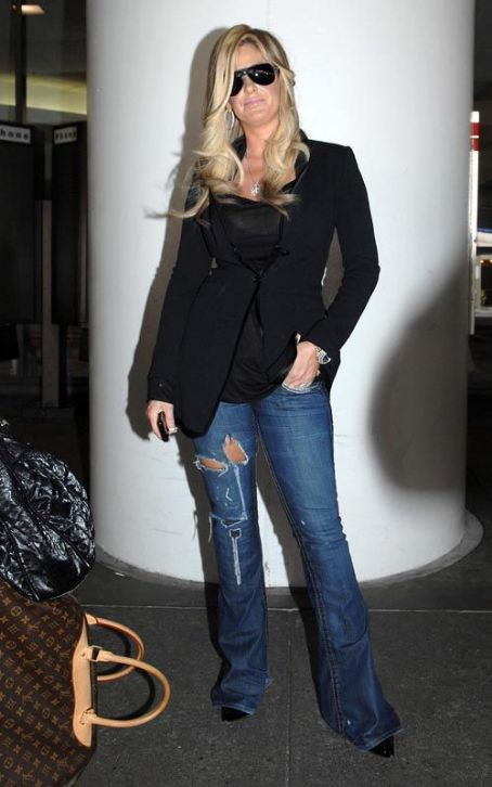 Kim Zolciak-Biermann Kim Zolciak: LAX Lady