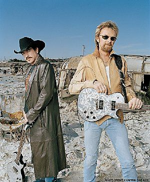 Brooks and Dunn Brooks
