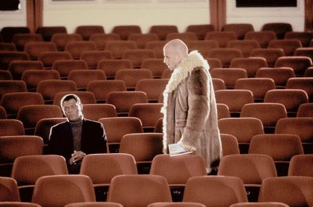 xXx Samuel L. Jackson and Vin Diesel in Columbia's XXX - 2002