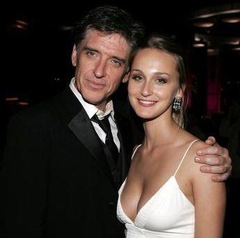 Craig Ferguson  & Megan Cunningham