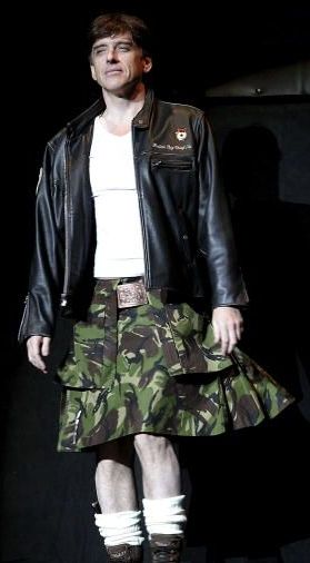 Craig Ferguson  at the Dresed to Kilt Charity 2003