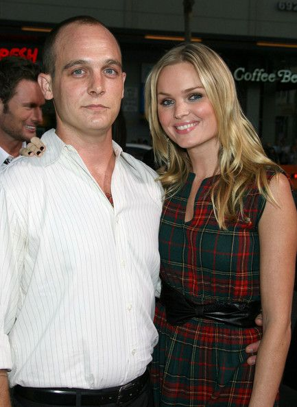 Ethan Embry  and Sunny Mabrey