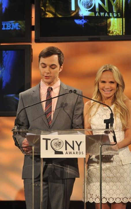 Kristin Chenoweth - 2012 Tony Award Nominations Announced