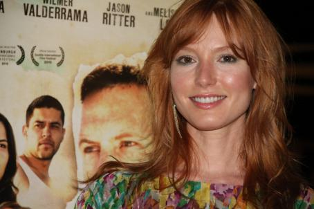 Alicia Witt - 'The Dry Land' Film Premiere At The Pacific Design Center On July 19, 2010 In Los Angeles, California