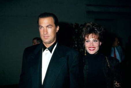 Steven Seagal Kelly LeBrock and