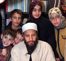 Cat Stevens Yusuf Islam & His Kids