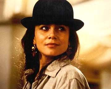Lena Olin  in The Unbearable Lightness of Being (1988)