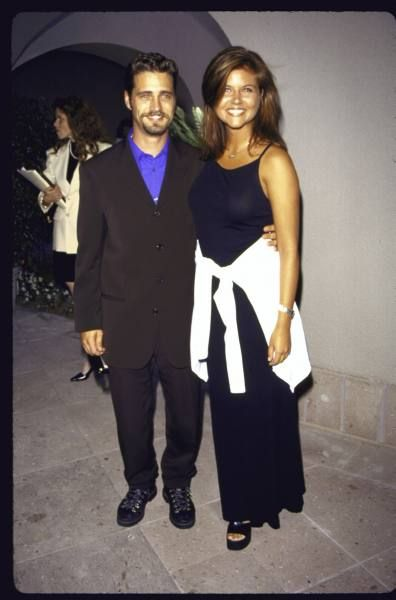 Jason Priestley Tiffani Thiessen and