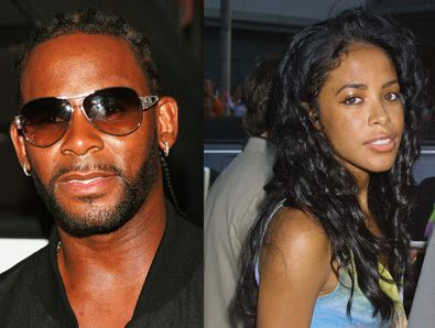 R. Kelly r kelly and aaliyah