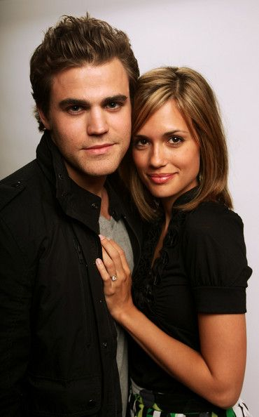 Paul Wesley Torrey Devitto and