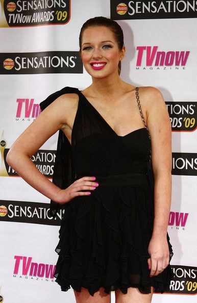Helen Flanagan TV Now Awards