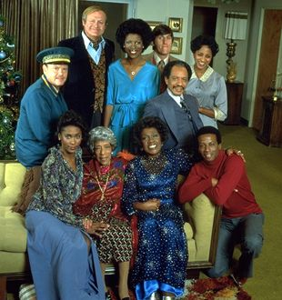 Sherman Hemsley Jeffersons Cast