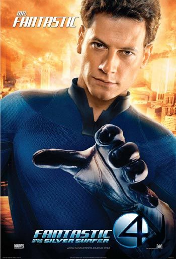 Fantastic 4: Rise of the Silver Surfer - Fantastic Four: Rise of the Silver Surfer (2007)