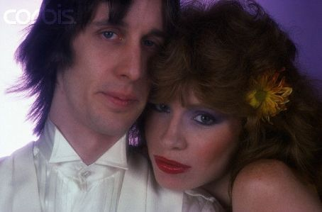 Karen Darvin  and Todd Rundgren
