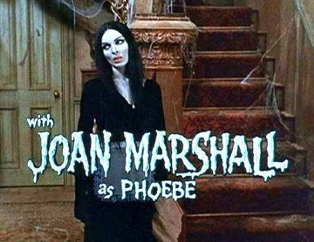 Joan Marshall Originally cast on The Munsters. But was replaced by Yvonne De Carlo