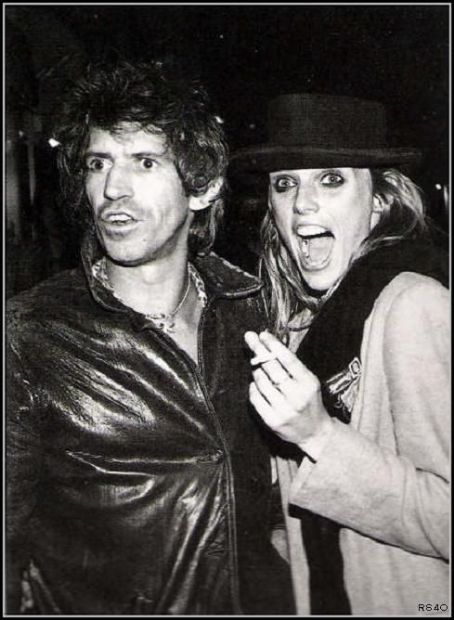 Patti Hansen - Keith and Patti