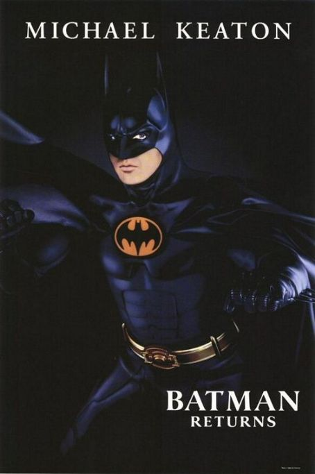 Michael Keaton Batman Returns (1992)