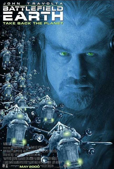 Battlefield Earth: A Saga of the Year 3000 Battlefield Earth (2000)
