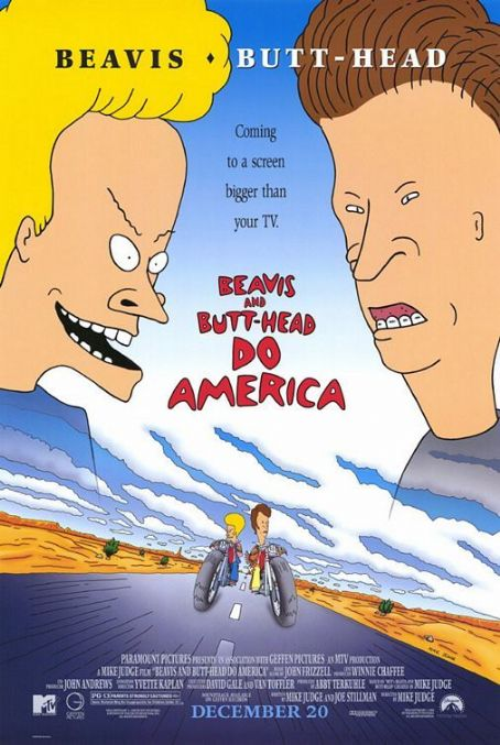 Beavis and Butt-Head Do America - Beavis And Butt-head Do America (1996)