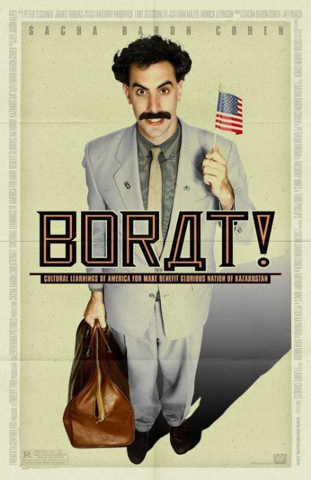 Borat: Cultural Learnings of America for Make Benefit Glorious Nation of Kazakhstan Borat (2006)