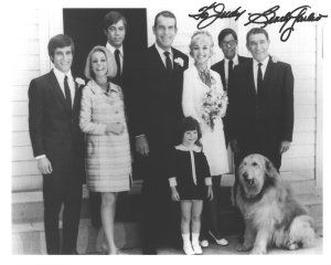 Don Grady The Cast of My Three Sons