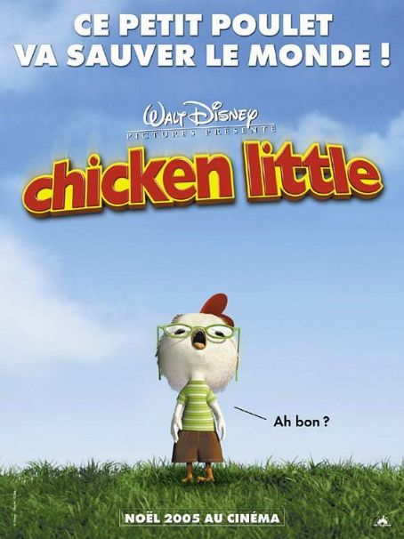 Chicken Little (2005)