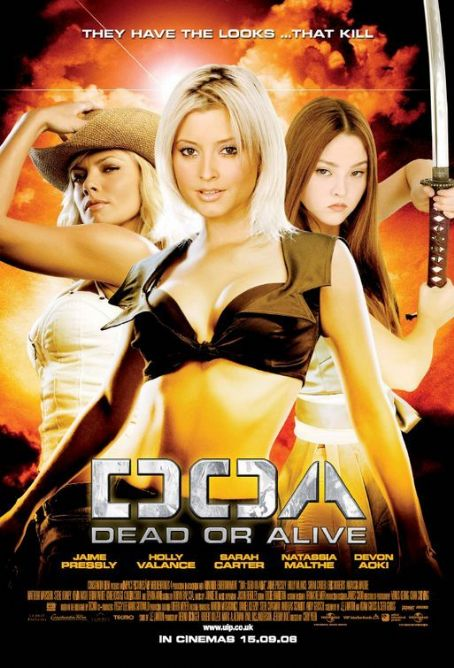 DOA: Dead or Alive  (2007)