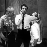 Barbara Cook GEORGE R. MERK, STEPHEN DOUGLASS, BARBARA COOK, RECORDING THE 1966 SUMMER REVIVEL OF ''SHOW BOAT'' RCA THE MUSIC THEATRE OF LINCOLN CENTER