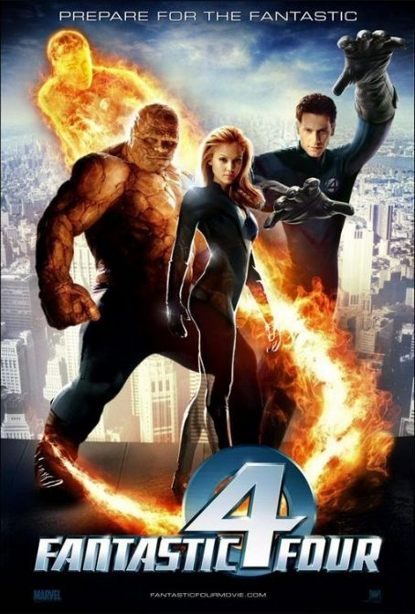 Sue Storm Fantastic Four (2005)