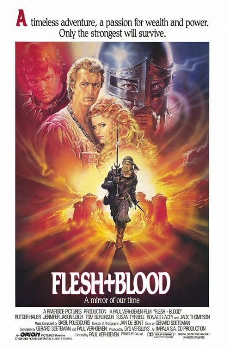 Flesh+Blood Flesh & Blood (1985)