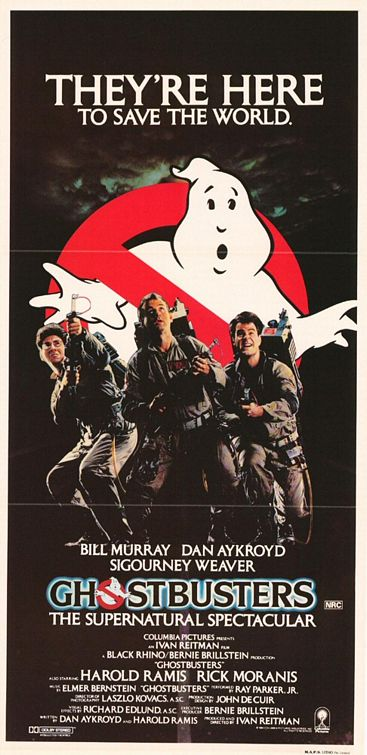 Ghost Busters Ghostbusters (1984)