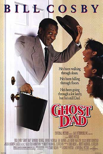 Bill Cosby Ghost Dad (1990)
