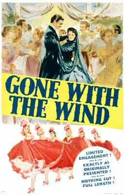Gone with the Wind Gone With the Wind (1939)