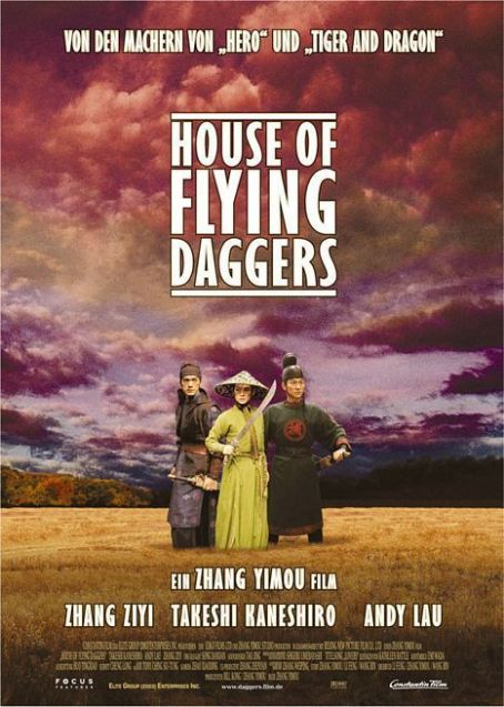 House of Flying Daggers  (2004)