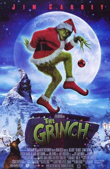How the Grinch Stole Christmas Dr Seuss'  (2000)
